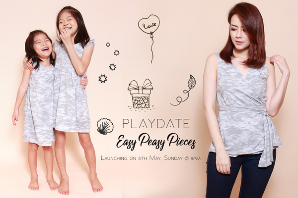 Playdate | Easy Peasy PIeces