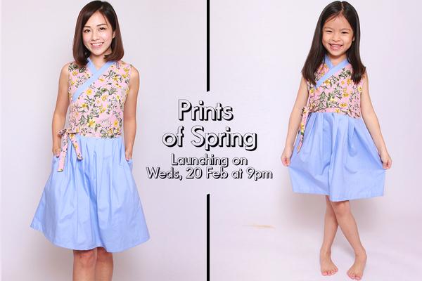 Prints of Spring