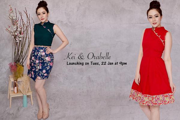 Kei & Orabella