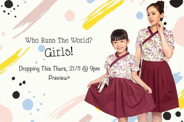 Who Runs The World? Girls! (CNY Second Edition)