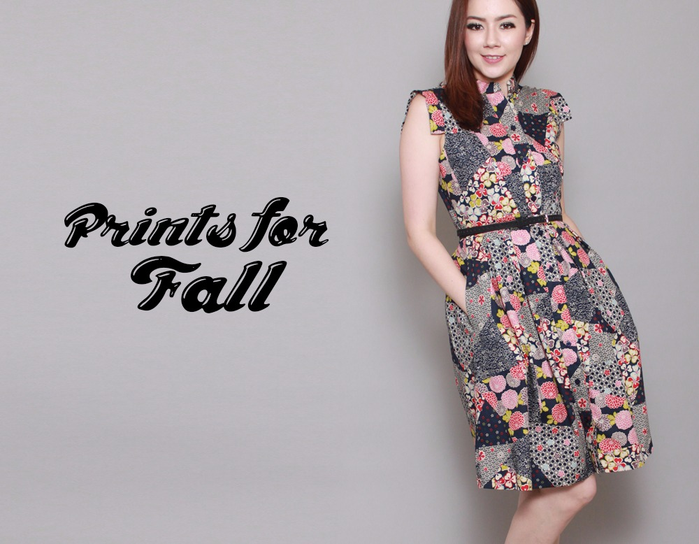 Prints for Fall