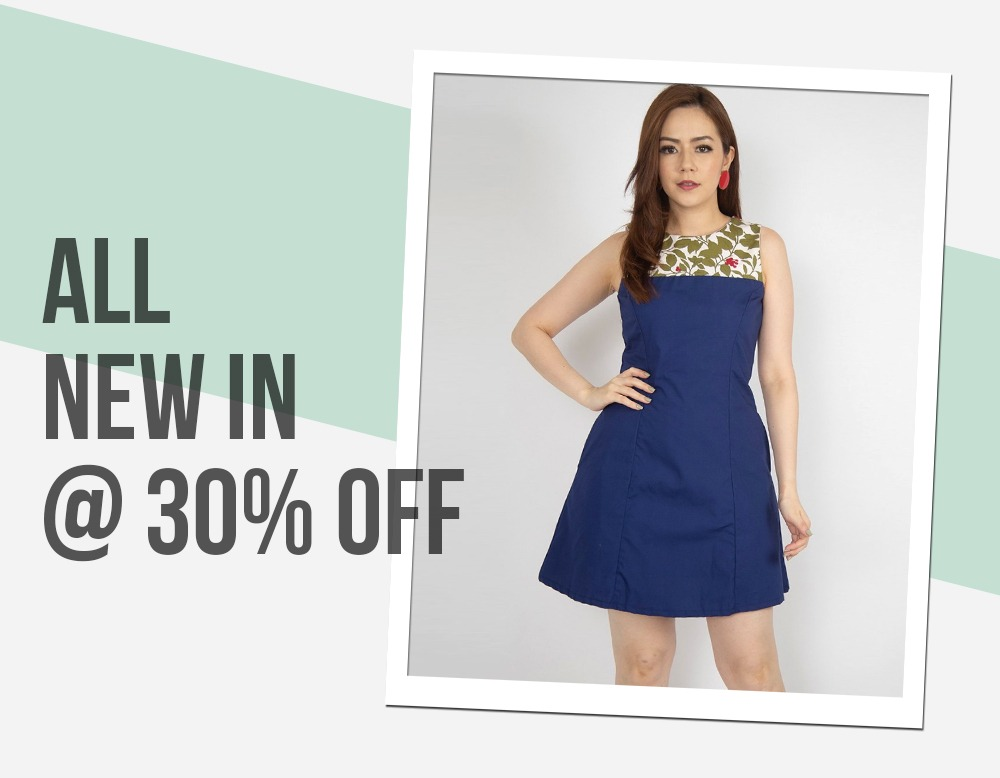 30% off New In