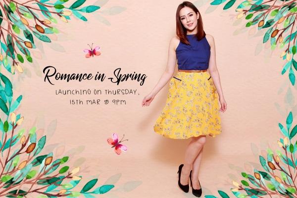 Romance in Spring