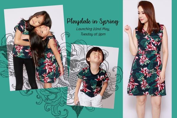 PlayDate | Playdate in Spring