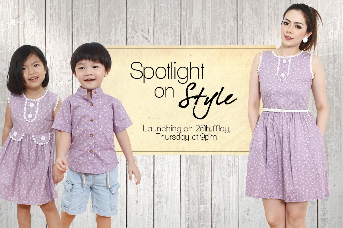 Perfekt Spotlight On Style