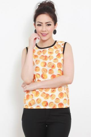 Juicy Orange Top