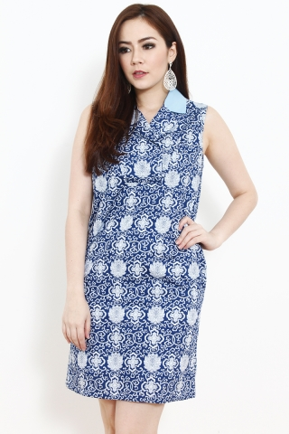 Okawa Shift Dress