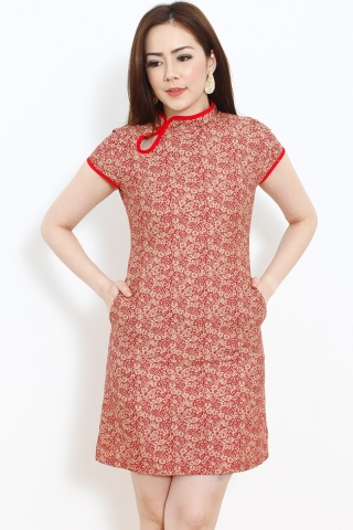 Vintage Scarlette Orient