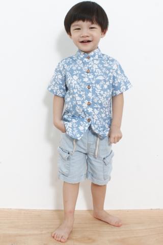 Little Blue Moana (Little Charm Boy)
