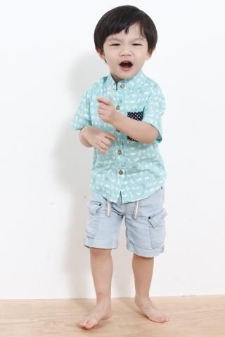 May in Mint Farm (Little Charm Boy)