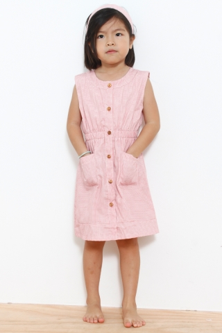 Alverina in Pink (Little Charm Girl)