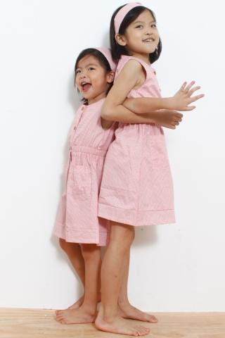 Alverina in Pink (Little Charm Girl)