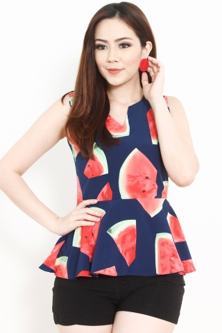 Juicy Watermelon Top