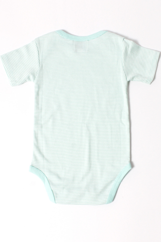 PlayDate |  Peppermint Romper