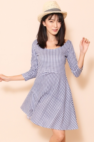 Penelope in Gingham