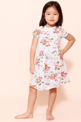 PlayDate | Pocket full of Roses Dress