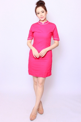 Tang Lea in Pink Stone