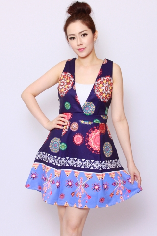 Kaylee Cosmic Pinafore