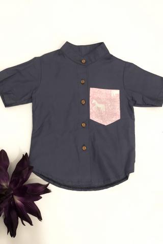 Little Unicorns Shirt (Little Boy Charm)