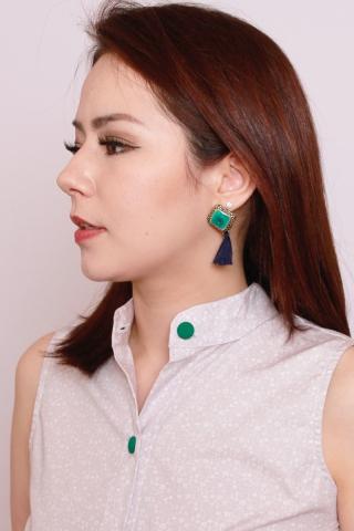 Vintage Tassels Earrings