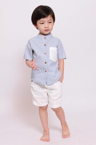 Brice Shirt (Little Boy Charm)
