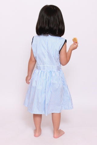Madison Dress (Little Girl Charm)