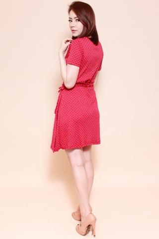 Playdate | Darleanna Wrap Dress