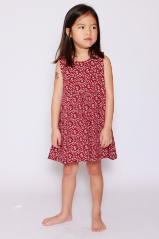Playdate | Ellie Babydoll Dress (Little Girl)