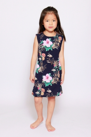 Soltis Demure Dress (Little Charm Girl)