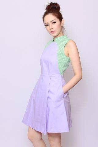 Lorna Orient in Lilac