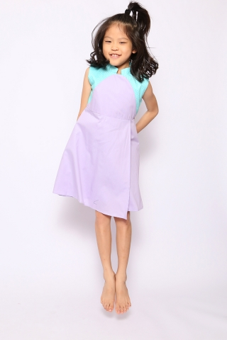 Lorna Orient in Lilac (Little Girl)