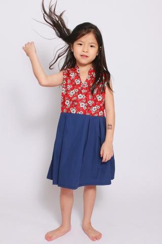 Kunoichi Blossoms (Little Girl)