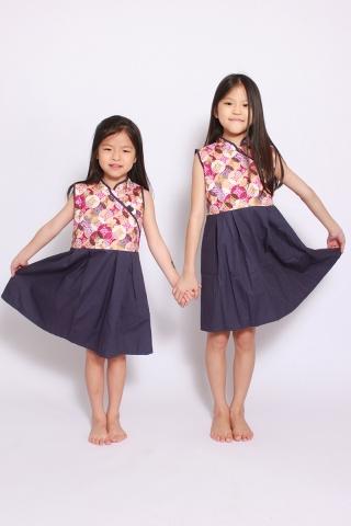 Quan Shimmer Orient (Little Girl)