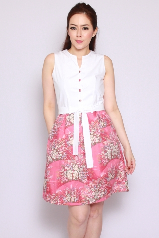 Sora Shimmer in Pink