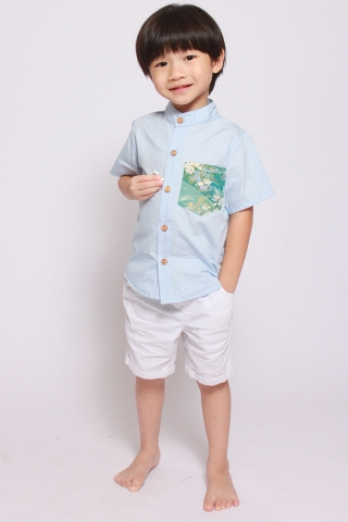 Weis and Gem (Little Boy)