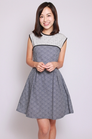 Josie Mosaic Dress