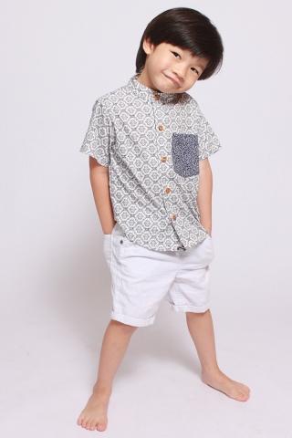 Josie Mosaic (Little Boy Top)