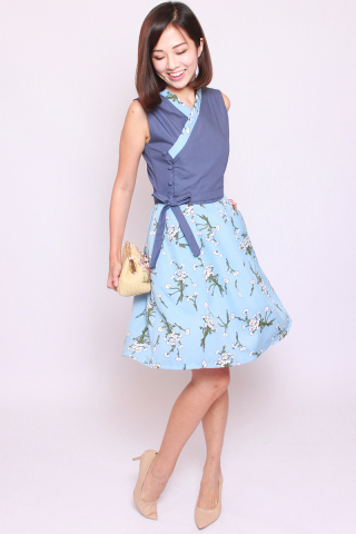 Annie Hanbok in Dandelion (Tall)