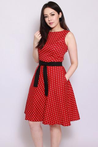 Amora Red (Tall)