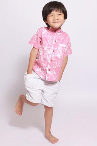 Lenora Pink Sakura (Little Boy)