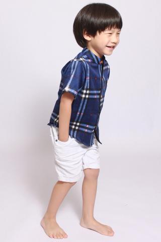 Scotty Tartan (Little Boy) - Easycare