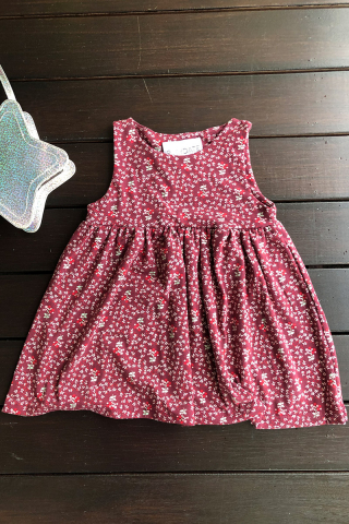 Playdate | Ellie Babydoll Dress (Little Girl)