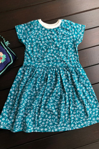 PlayDate | Teal Dion Little Dress