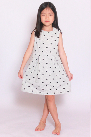 You Have My Heart Dress (Little Girl)