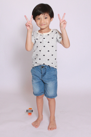 You Have My Heart Tee (Little Boy)