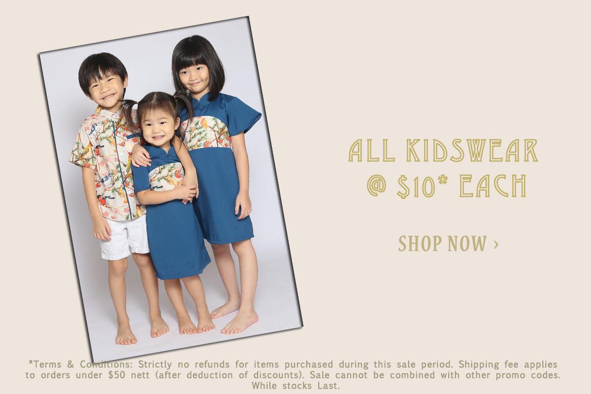 $10 Kidswear
