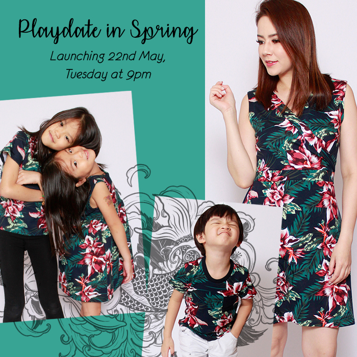 Playdate in Sping