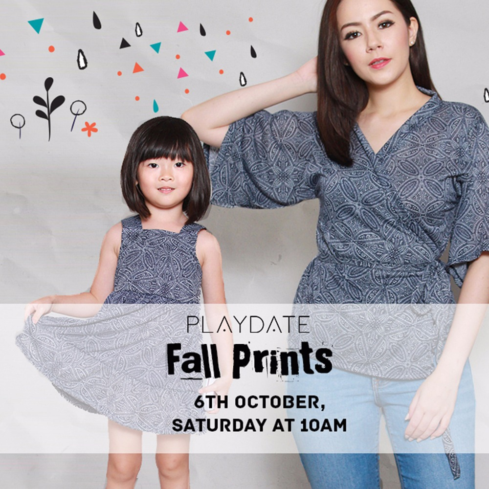Playdate | Fall Prints