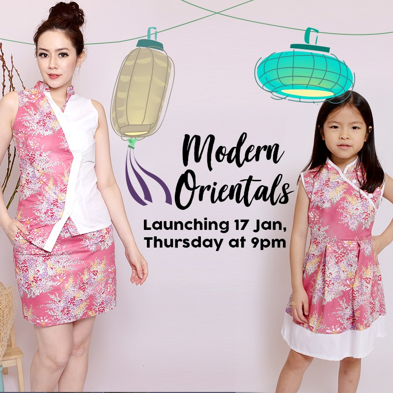 Modern Oriental
