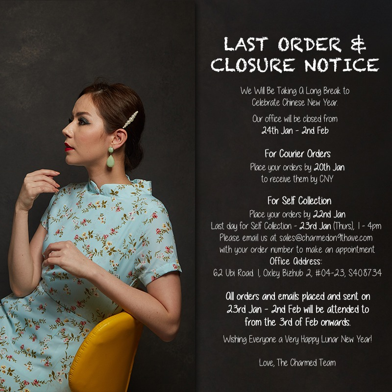 CNY Closure
